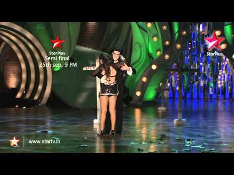 Karan Khanna's Tango routine Promo