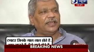 BJP leader Prabhat Jha: Only rich people eat tomatoes - ITVNEWSINDIA