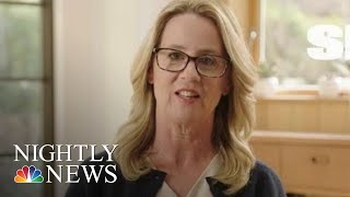 Christine Blasey Ford Speaks Out Publicly For First Time Since Kavanaugh Hearing | NBC Nightly News - NBCNEWS