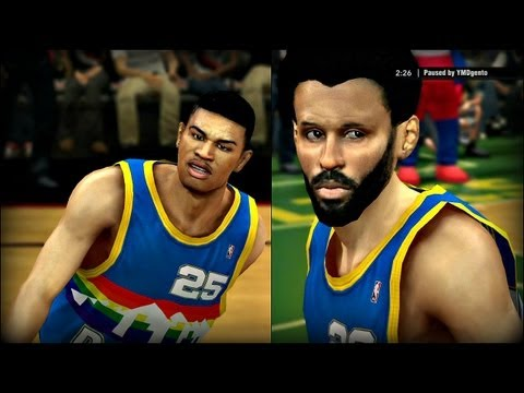 NBA 2K13 MyTEAM - Last Game In The 5th Seed! Lou Hudson's Debut
