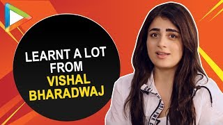 """ If you are Not Entertaining, its Not gonna Work"" :Radhika Madan | Mard Ko Dard Nahi Hota - HUNGAMA"