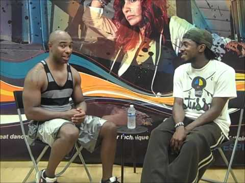 BZU2 Day 3 - Hip-Hop Adv. - Jaquel Knight - Interview
