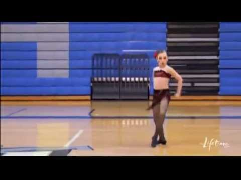 Maddie's-Spanish Solo-Dance Moms Episode 6