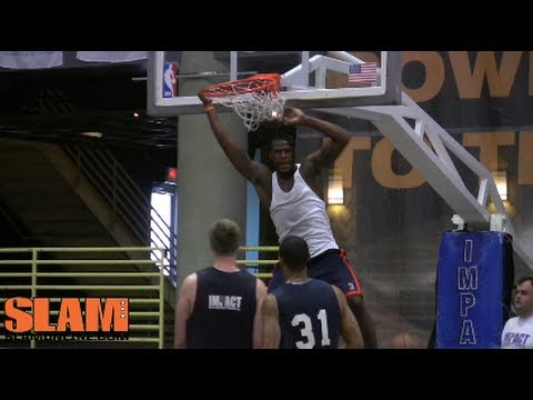 Dion Waiters 2012 NBA Draft Workout - Impact Basketball - Cleveland Cavaliers - #4 Pick