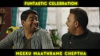 Making of Meeku Maathrame Cheptha - idlebrain.com - IDLEBRAINLIVE