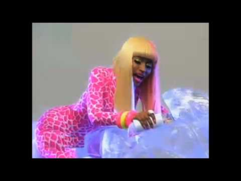 Super Bass - Nicki  Minaj (OFFICIAL VIDEO)