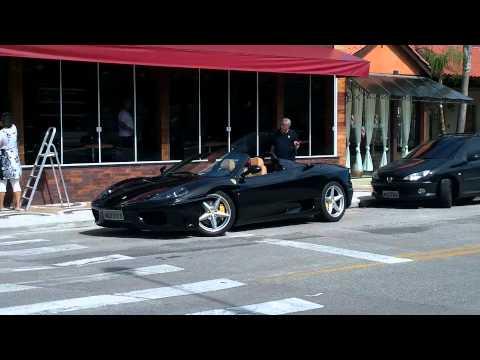 Ferrari 360 Modena Spider F1 - Jurerê Internacional - Floripa