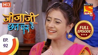 Jijaji Chhat Per Hai - Ep 92 - Full Episode - 16th May, 2018 - SABTV