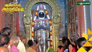 Anjaneyar Temple Ashok Nagar | Aalayangal Arputhangal | 25/02/2017 | PuthuYugam TV Show