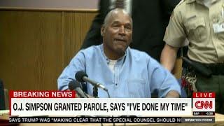 O.J. Simpson gets parole - CNN