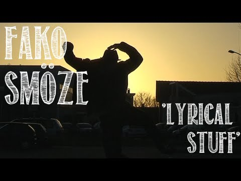Fako Smöze - Lyrical Stuff