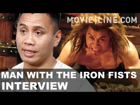 Man With The Iron Fists 2012 Interview - Cung Le Talks Bronze Lion And MMA Fighting: ENTV