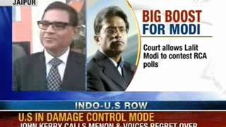 NewsX:  All decks cleared for Lalit Modi by Supreme Court- To contest elections from Rajasthan - NEWSXLIVE
