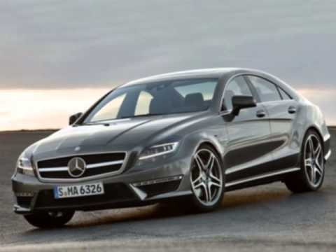 New Mercedes CLS63 AMG Stealth
