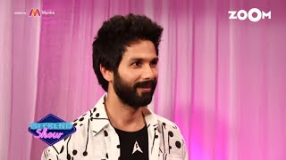Shahid Kapoor on his lucky piece of clothing in his wardrobe | Zoom Weekender Statement - ZOOMDEKHO