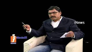 Exclusive Interview With GHMC Mayor Bonthu Rammohan | iCounter | iNews - INEWS