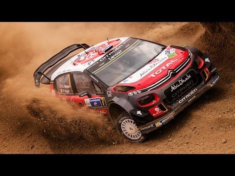 High Speed Rally in Mexico: Finals Recap | WRC Rally Mexico 2017