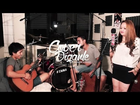 Cover Díganle por Susan Prieto (Versión Acústica) VIDEO OFICIAL
