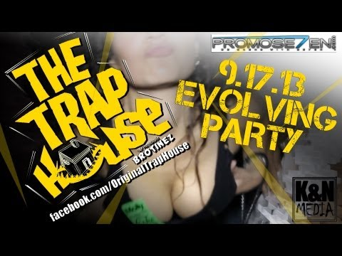 The TRAP HOUSE Chicago - K&N Media - 9-17-13