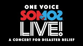 We Are One Voice | SOMOƧ LIVE! | MTV - MTV