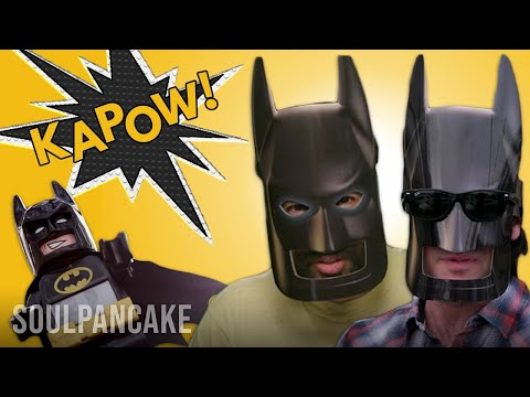 How to Become LEGO Batman! | BRICK X BRICK