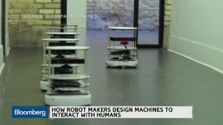 How Will Humans Work with Robots? - BLOOMBERG