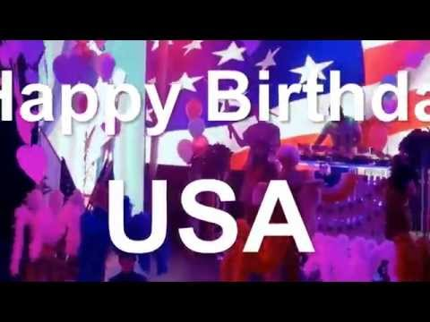 Happy birsday USA Мерлин Монро