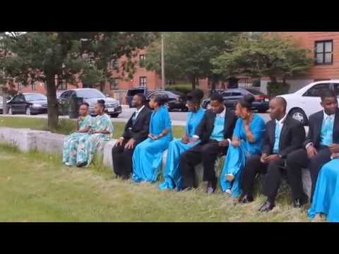 Somali Bantu Wedding of Ahmed Mursal and Shamsi Shueb 2014 B
