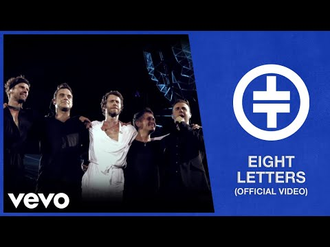 Take That - Eight Letters