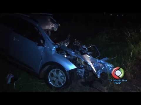 ACIDENTE FATAL - MORRE O EX PREFEITO DE JARU