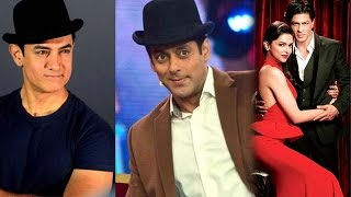 Salman Khan to be seen in Aamir Khan's show, Shahrukh Khan praises Deepika Padukone
