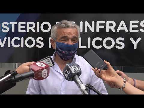 ELABORAN PROYECTO PARA LICITAR OBRA EN EL TERRAPLÉN GARELLO DE COLASTINÉ