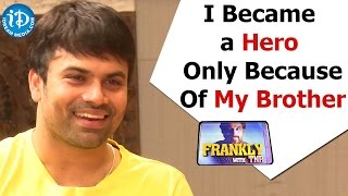 I Became a Hero Only Because Of My Brother - Ashwin Babu    Talking Movies with iDream - IDREAMMOVIES