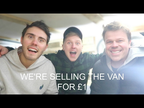WE FINISHED THE CAMPER VAN || FINAL DAY!