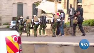 Kenya Seeking Further Suspects in Nairobi Terrorist Attack - VOAVIDEO