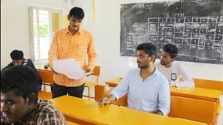 M1 Exam || 2.0 || Telugu Comedy Short Film 2019 || Directed By Imran Sandy - YOUTUBE
