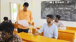 M1 Exam || 2.0 || Telugu Comedy Short Film 2019 || Directed By Imran Sandy - YOUTUBE