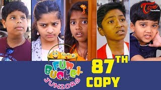 Fun Bucket JUNIORS | Episode 87 | Kids Funny Videos | Comedy Web Series | By Sai Teja - TeluguOne - TELUGUONE