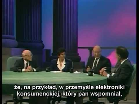 Odc.2 - Milton Friedman - Free to Choose (1990) - The Tyranny of Control Napisy PL