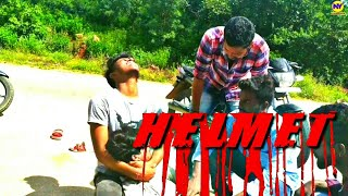 HELMENT Telugu short film | Telugu short films latest | Alakunta Srikanth | - YOUTUBE