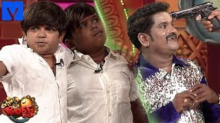Bullet Bhaskar and Awesome Appi  Performance Promo - 19th July 2019 - Extra Jabardasth - MALLEMALATV