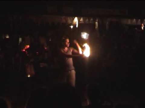 Feuerwelt 2009: Swing Torches Varelie