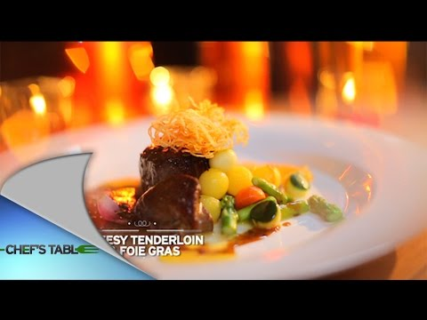 Chef's Table - Aura Kasih, Danang & Darto - Cheesy Tenderloin & Foie Gras