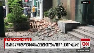 Earthquake kills dozens in central Mexico - CNN