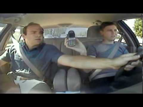 Kid Messes With Driving Instructors