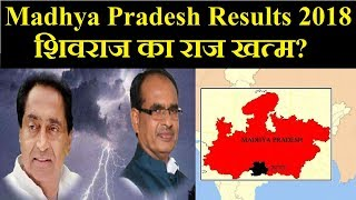 Madhya PRADESH Election Result 2018 LIVE - ITVNEWSINDIA