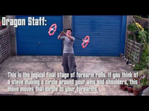Dragon Staff Tutorial - ( Basic Feicha )