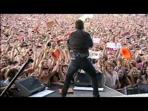 Bruce Springsteen - Spirit in the Night Live Pinkpop 2012