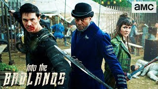 'You Wont Live Another Day' Talked About Scene Ep. 305 | Into the Badlands - AMC