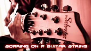 Royalty FreeMetal:Soaring on a Guitar String